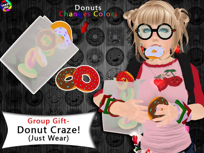 [S.K.] Donuts Craze