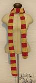 (TokiD) fall scarf (gryffindor)