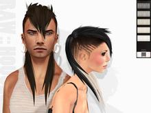 RAW HOUSE :: Urban Savage 2 Hair [Whites]