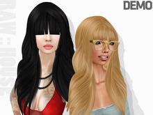 RAW HOUSE :: Zoey Ninja Hair DEMO