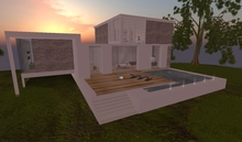 Suburban Beach House, Prefab, Home Special Price