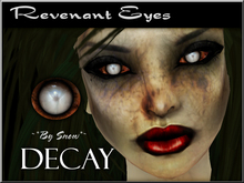 ~*By Snow*~ Revenant Eyes (Decay) w/MESH