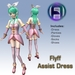 Audax Inc. Flyff Assist Uniform