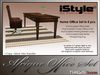 "iStyle/Thingies Home Office Set ""Afrique"""