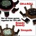 K.R. Engineering Greedy Greedy, On-A-Roll, Simopolis Discount Set!