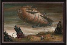 Steampunk serie a-6