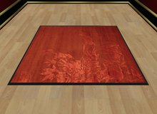 Japanese Red Maple Rug