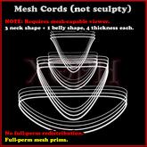 XOPH Mesh Cords 1 - DO NOT REDISTRIBUTE AS FULL PERM