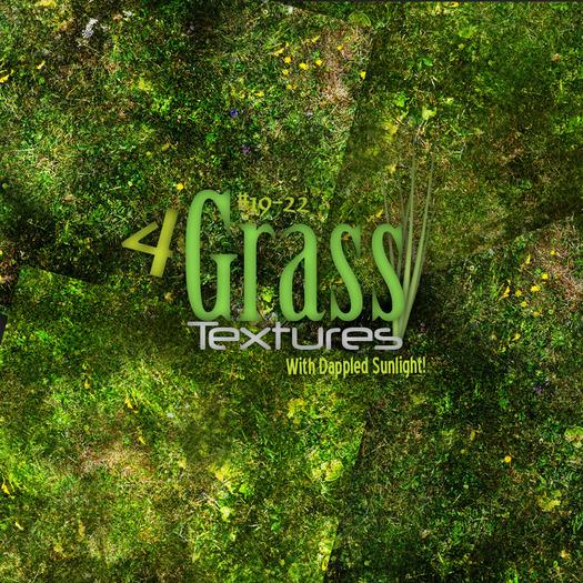 Grass Textures # 19-22