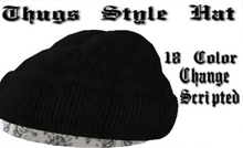 Thugs Style Hat with colour change