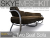 PROMO Skye MESH Kit - Full Perms Two Seat Sofa