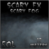 Particle FX Effect - Scary Fog by Drake FULL PERM Script and Texture UUID-  Halloween Decoration
