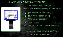 ::ED:: Pandabuzz.com terminal + free full perm one