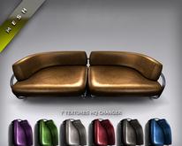 MESH Leather sofa