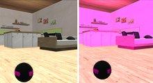 Color Bomb / Colour Bomb (YELLOW) Time bomb