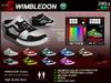 iNEDIT-Footwear022 *Wimbledon* - Sneakers Tennis