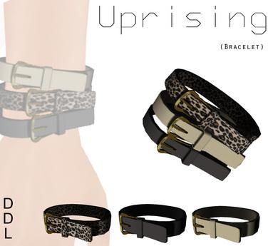 [DDL] Uprising Bracelet
