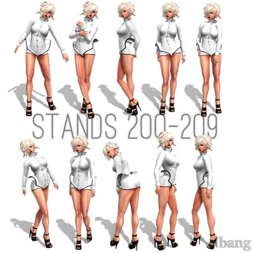 !bang - stands 200-209