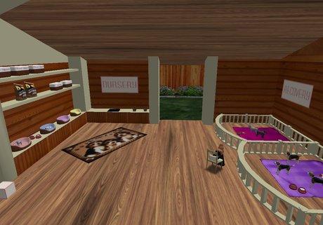 Tt Puppy Nursery Pet