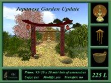 Japanese Garden Update