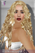 TuTy's MALENA curly hair - extrablonde