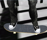 Skateboard, just wear and enjoy the ride!