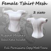 +Sculptasaur+ Female Tshirt MESH