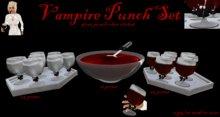 Vampire Punch Set