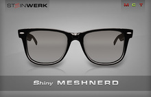 [SteinWerk] - Shiny Meshnerd (includes micro version)