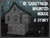 RE Caretaker Haunted House - 2 Story - Spooky Halloween Haunt!