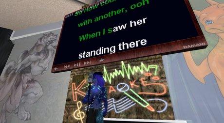 Karaoke Neon (Microphone Blink) Boxed