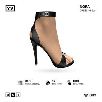 YV - NORA - DRESS HEELS