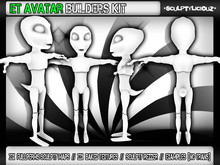 New ET Avatar Builders Kit