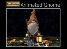 Animated gnome