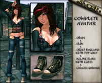 [ ANCAYI ] *DISCOUNT * 20 LS Complete avatar