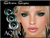 ~*By Snow*~ Elven Eyes (Aqua)