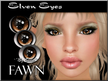 ~*By Snow*~ Elven Eyes (Fawn)