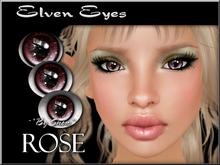 ~*By Snow*~ Elven Eyes (Rose)