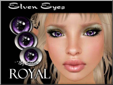 ~*By Snow*~ Elven Eyes (Royal)
