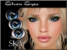 ~*By Snow*~ Elven Eyes (Sky)