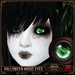=^.^= Curious Kitties - [Limited Edition] Halloween Magic Eyes - Green
