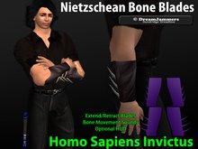 Nietzchean Bone Blades