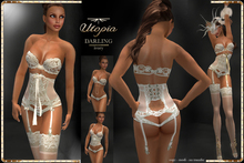 Utopia DARLING ivory - APPLIERS INCLUDED!