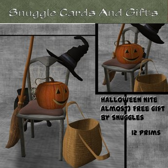*updated* Halloween nite (Almost )Free gift By Snuggles