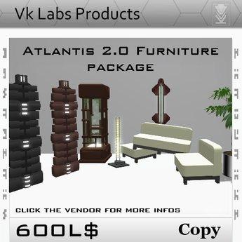 Atlantis 2.0 Furniture [ tag SciFi ]
