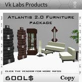 Atlantis 2.0 Furniture [ tag SciFi ]