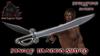 >]BCSF[< Single Handed Sword Script (Single Set)