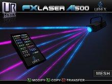 [URW] FX LASER Ai500