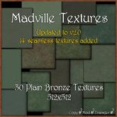 Madville Textures - Plain Bronze Textures