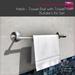 Full Perm Mesh Towel Rail with Towel - Builder's Kit